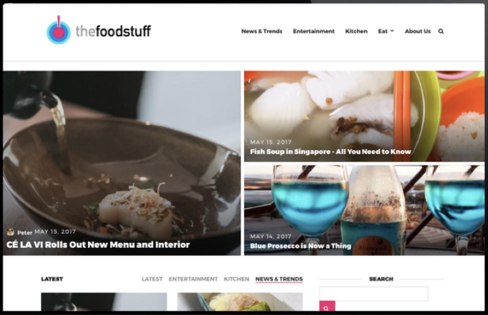 The Foodstuff